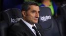 """Вальверде не сдержал слез во время прощания с игроками """"Барселоны"""""""