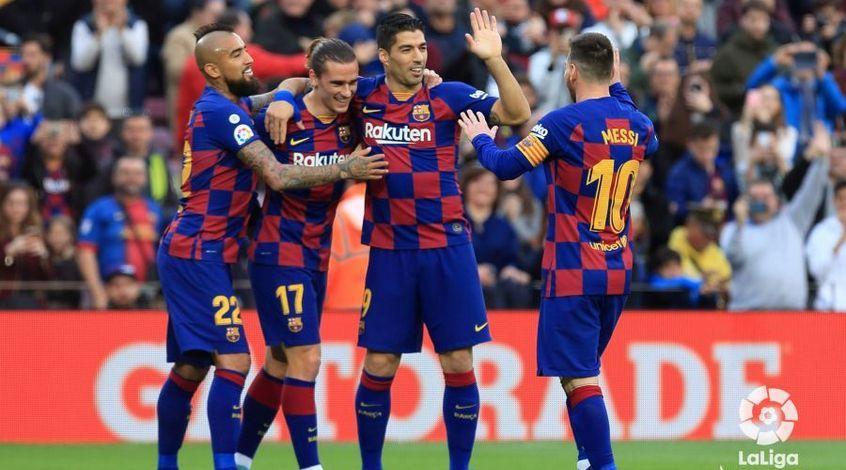Испания. 18- й тур футбол