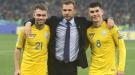 Як Андрій Шевченко та гравці збірної України привітали з Новим роком (Відео)