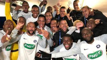 Аматоры из Реюньона пробились в 1/16 финала Кубка Франции