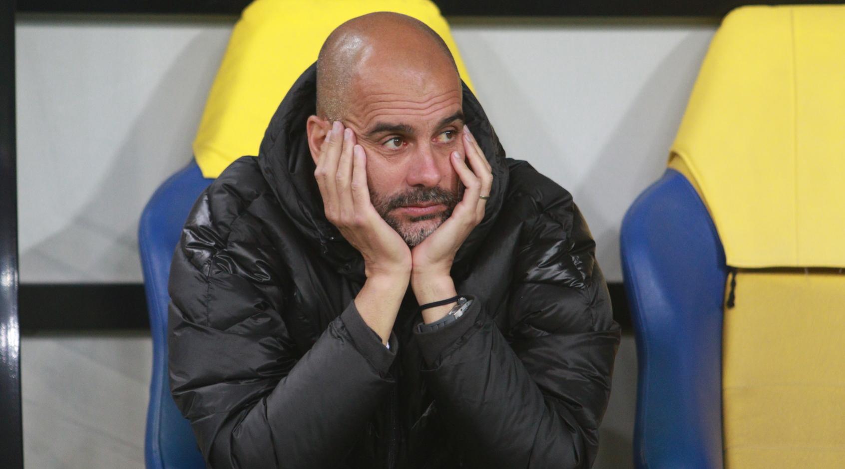 """""""Мы не деньги, мы — талант"""", - Гвардиола прокомментировал еврокубковый бан """"Манчестер Сити"""""""