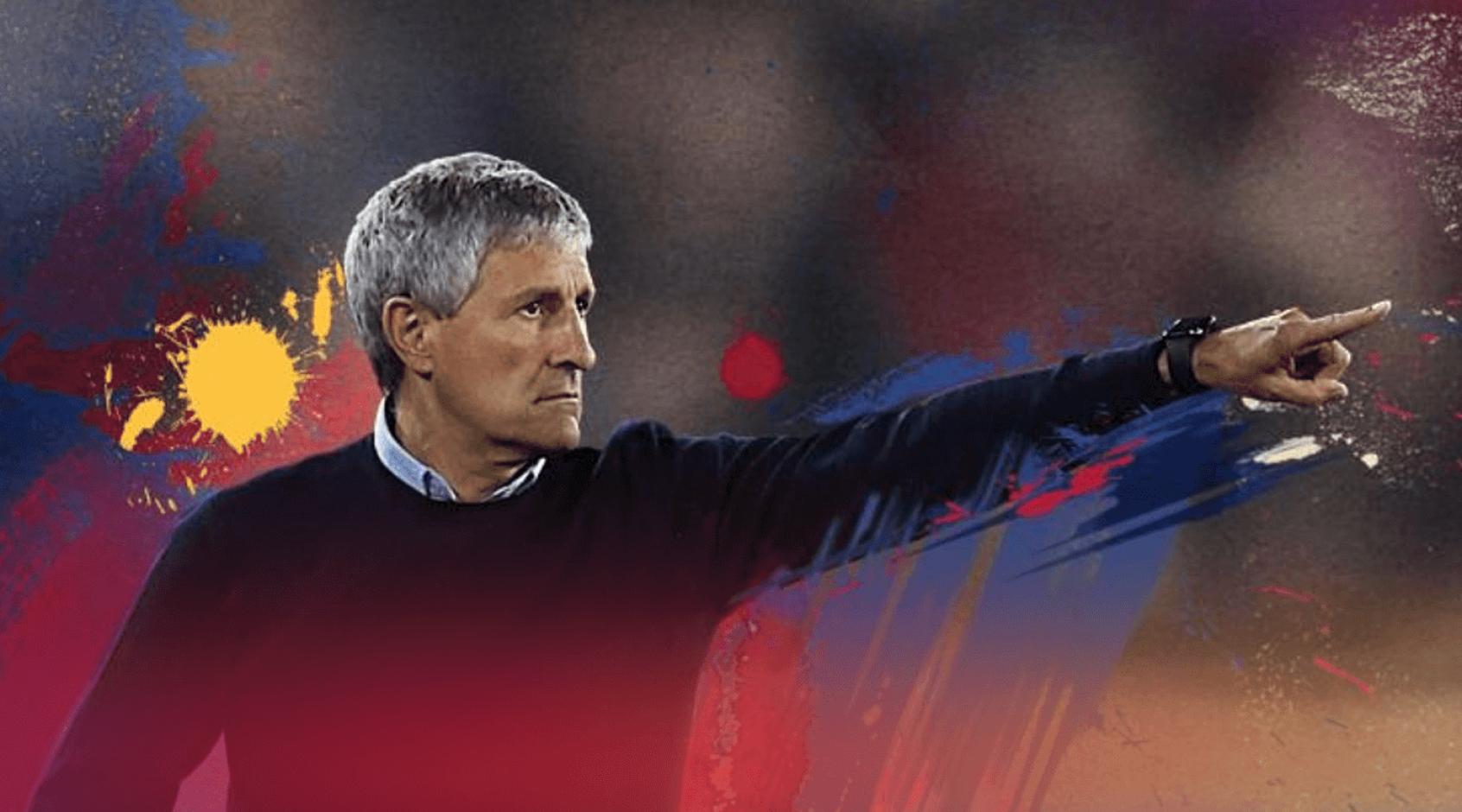 """Официально: Вальверде отправлен в отставку, Сетьен - главный тренер """"Барселоны"""""""