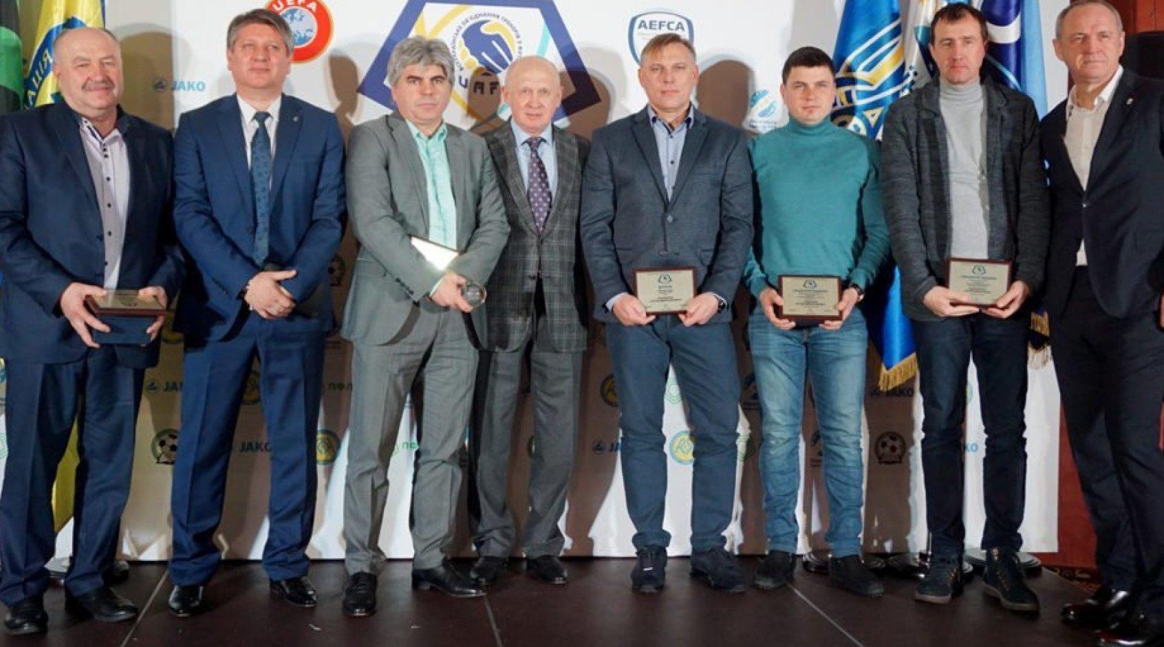 Як нагороджували найкращих тренерів 2019-го року (Фото)