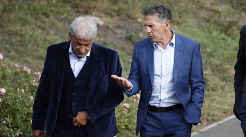 """Президент """"Сент-Этьена"""" выразил полную поддержку Пюэлю"""