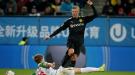 Эрлинг Холанд - седьмой футболист, забивший три гола в дебютном матче в Бундеслиге