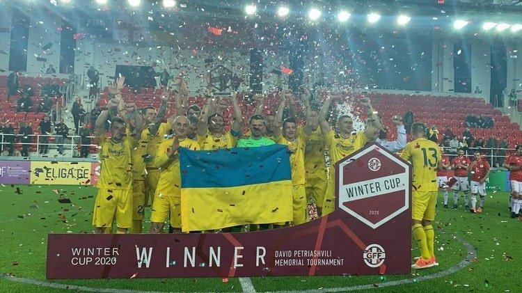 Збірна України серед ветеранів перемогла в четвертому Кубку легенд в Батумі - изображение 3