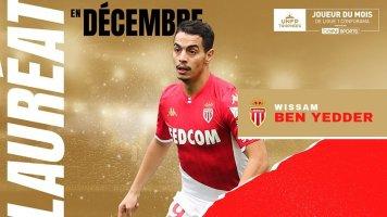 Бен Йеддер – игрок декабря в Лиге 1