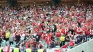 """Густой туман на родине вынудил лондонский """"Арсенал"""" задержаться в Норвегии"""