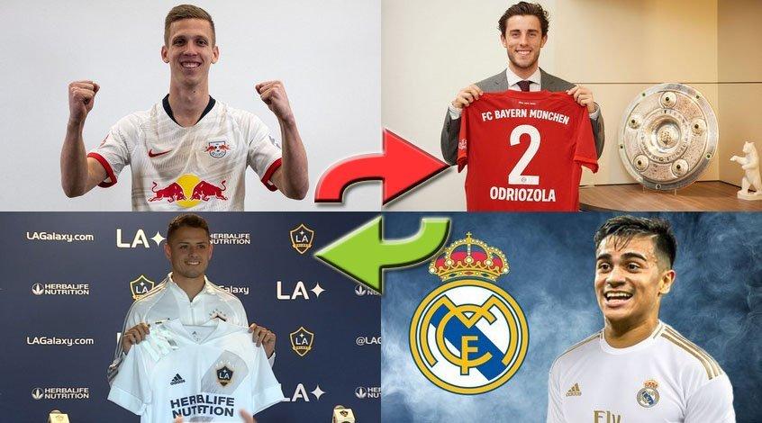 """Топ-трансферы недели: Дани Ольмо переезжает в Бундеслигу, """"Реал"""" покупает еще одного вундеркинда, новая звезда MLS"""