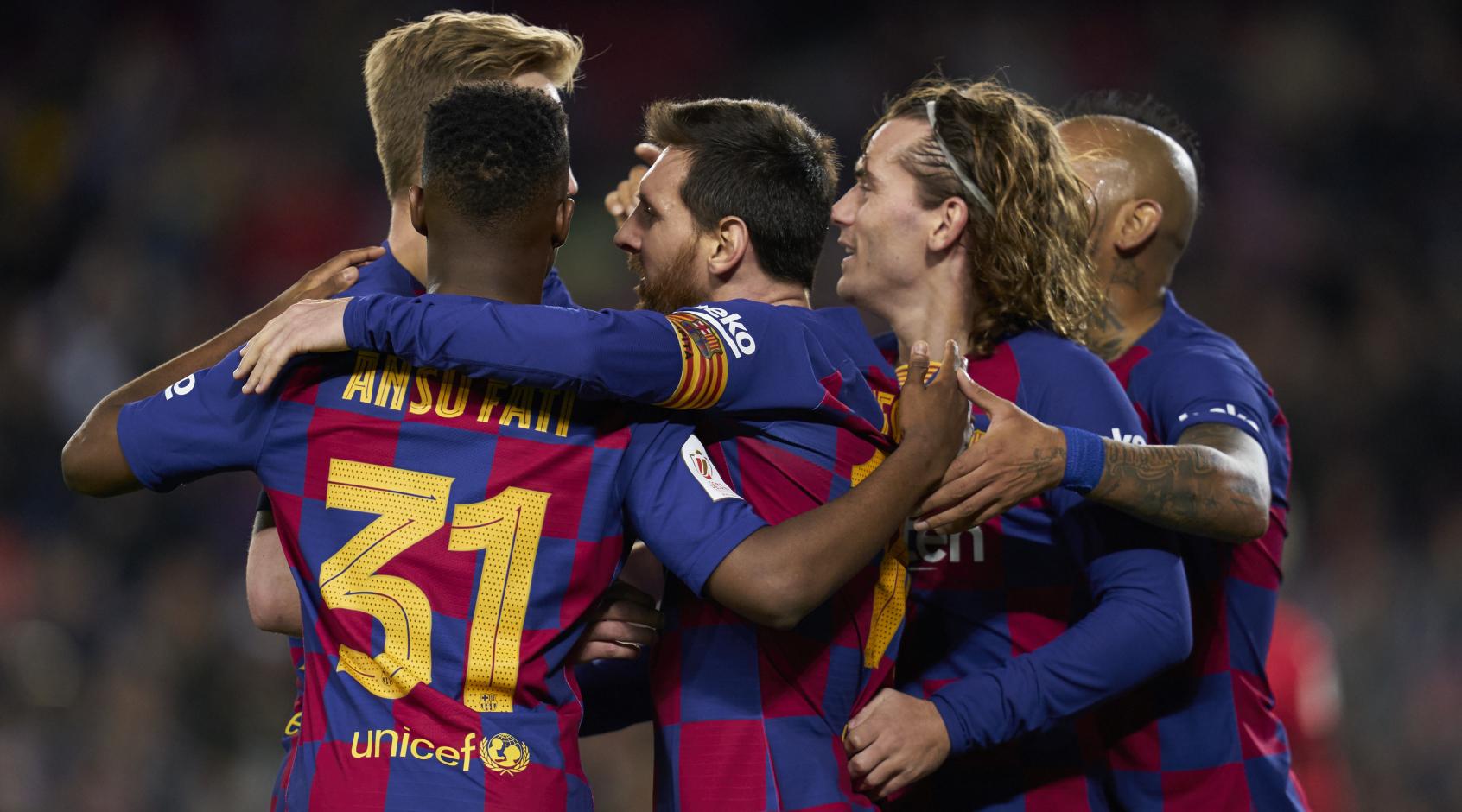 """""""Барселона"""" продолжает переговоры с игроками о снижении зарплат на 30 процентов"""""""