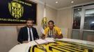 Жерсон Родригес открыл счет своим голам в чемпионате Турции