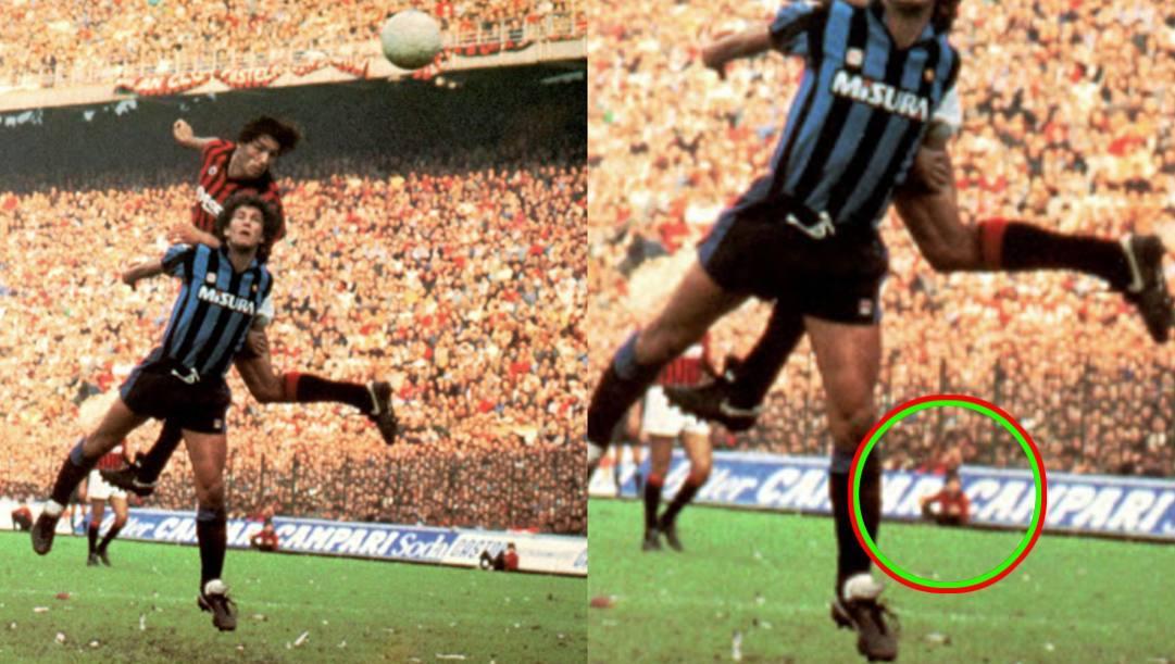 В 1984 году был сделан исторический кадр, который сейчас обсуждает вся Италия - изображение 3