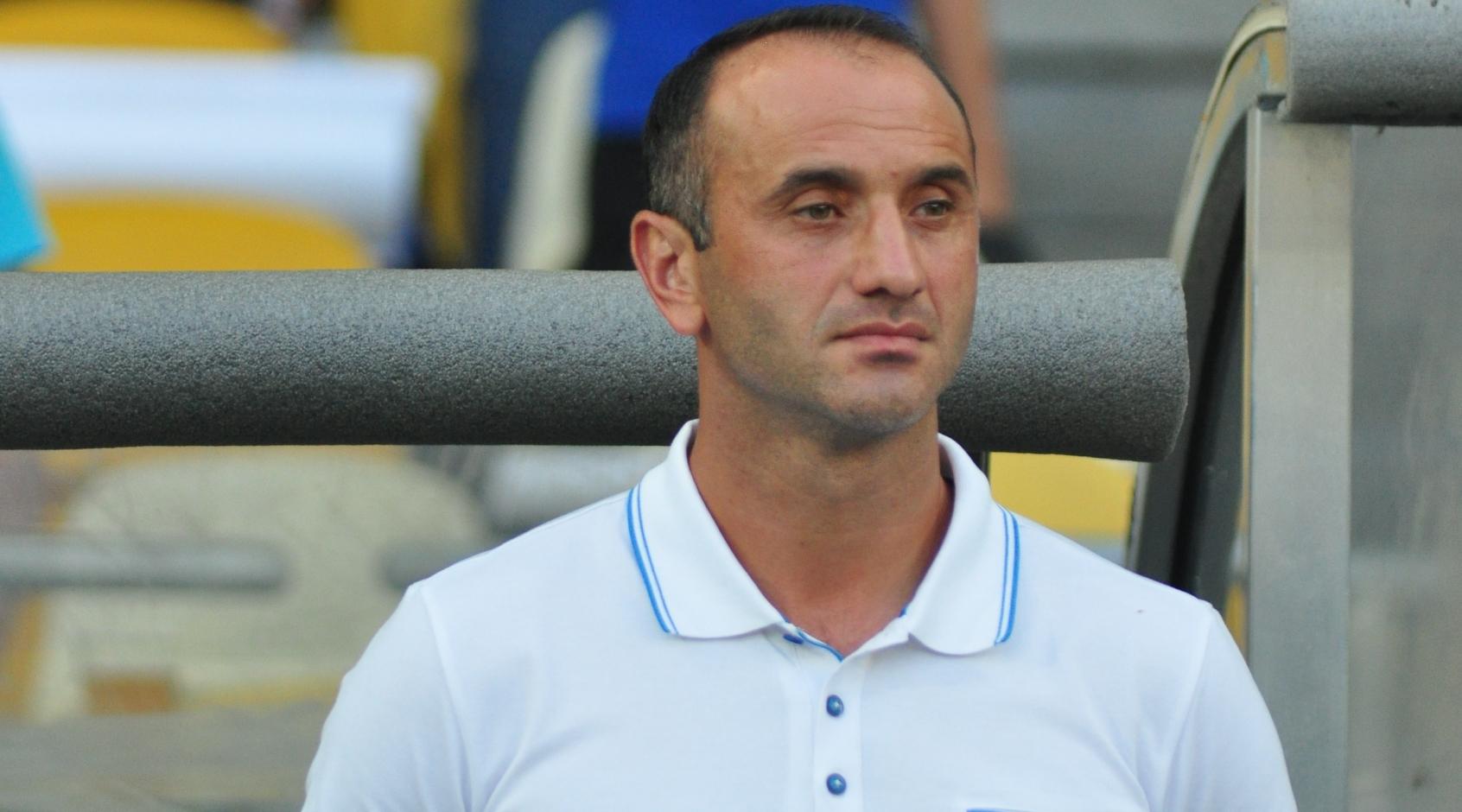 """Егише Меликян: """"Футболисты живут во Львове и Винниках, подъезжают на базу по двое-трое"""""""