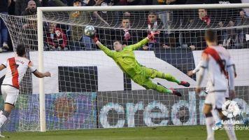 """Андрей Лунин: """"Если бы пенальти в ворота """"Овьедо"""" прекратились, это помогло бы команде"""""""