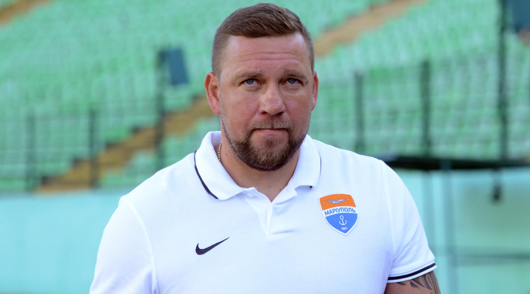 """Олександр Бабич: """"80% футболістів не мають змоги бігати на траві — на асфальті"""""""