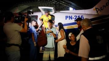 """Автобус с болельщиками эквадорской """"Барселоны"""" сорвался в пропасть - есть погибшие"""