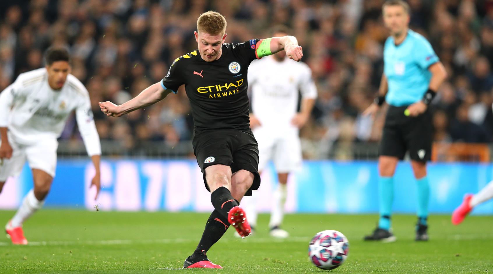 «Реал»— «Манчестер Сити»: прямая видеотрансляция матча 1/8 Лиги Чемпионов