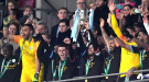 """Астон Вилла"" - ""Манчестер Сити"" 1:2. Седьмой трофей для Зинченко"