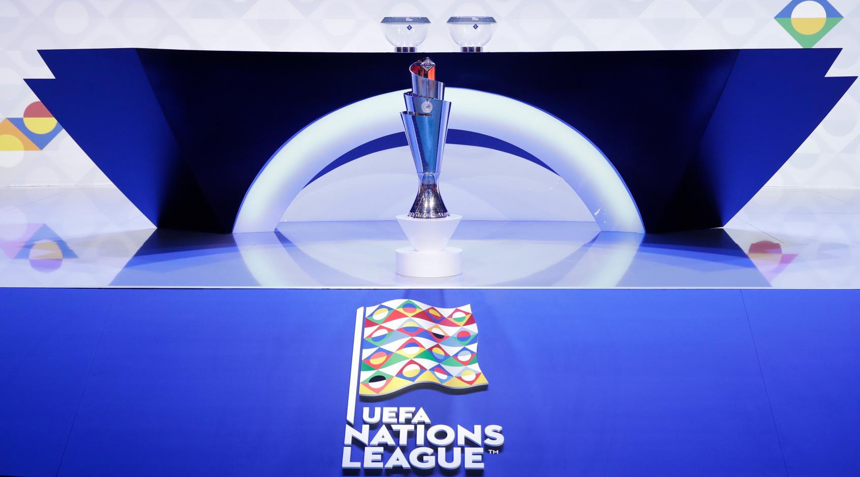Календарь матчей сборной Казахстана в Лиге наций