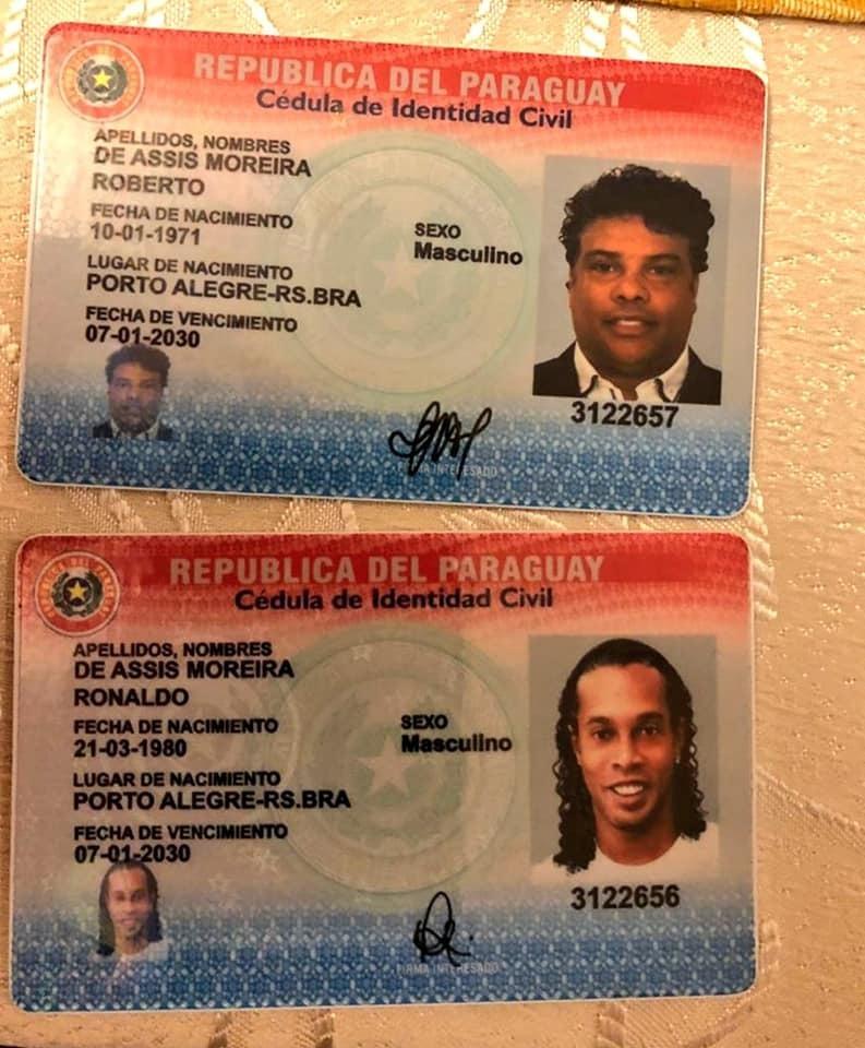 Загадочное дело Роналдиньо: зачем бразильцу нужен поддельный парагвайский паспорт? - изображение 5