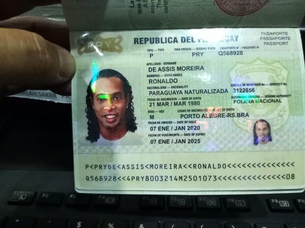 Загадочное дело Роналдиньо: зачем бразильцу нужен поддельный парагвайский паспорт? - изображение 6