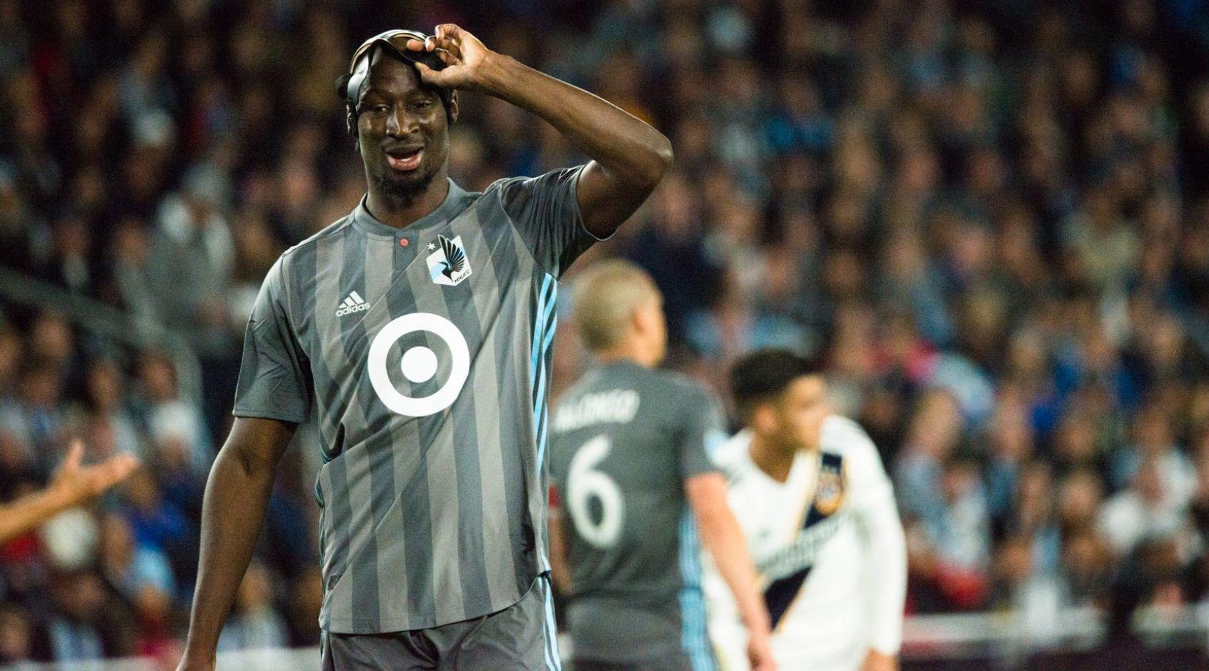 MLS: символическая сборная 2-й игровой недели, Айк Опара - лучший игрок