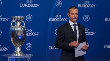 "Александер Чеферин: ""Думаю, 80% европейских лиг доиграют сезон"""