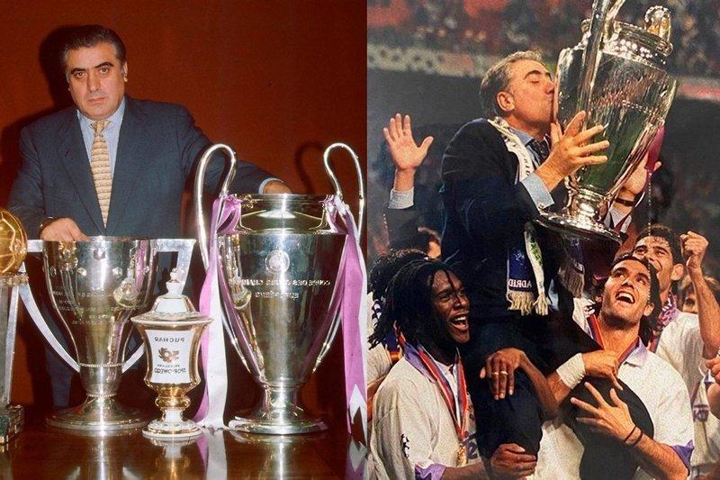 "Лоренсо Санс: президент, вернувший ""Реалу"" величие - изображение 7"