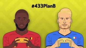 Киберфутбол. FIFA 20. Plan B. Мунас Даббур (Израиль) - Филип Биллинг (Дания). Трансляция матча