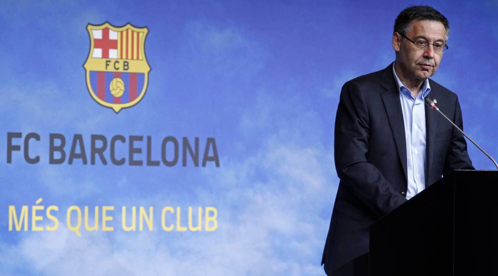 """Президент """"Барселоны"""" сообщил о паузе в переговорах с """"Интером"""" по трансферу Лаутаро Мартинеса"""