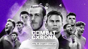 Состоялся киберфутбольный турнир #CombatCorona с участием звезд футбола: Бэйл сразился с Дибалой, Тирни разгромил Маунта (Видео)