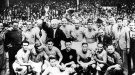"Чемпионат мира во Франции 1938 года: ""синие"" и ""белые"" бразильцы, телеграмма от Муссолини"