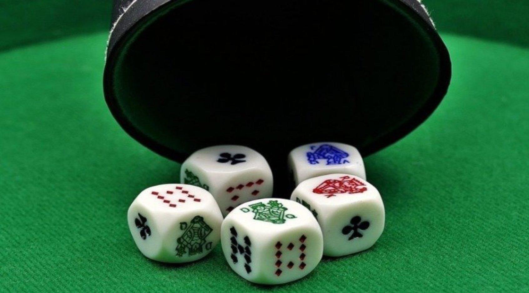 В Латвии запретили онлайн-покер