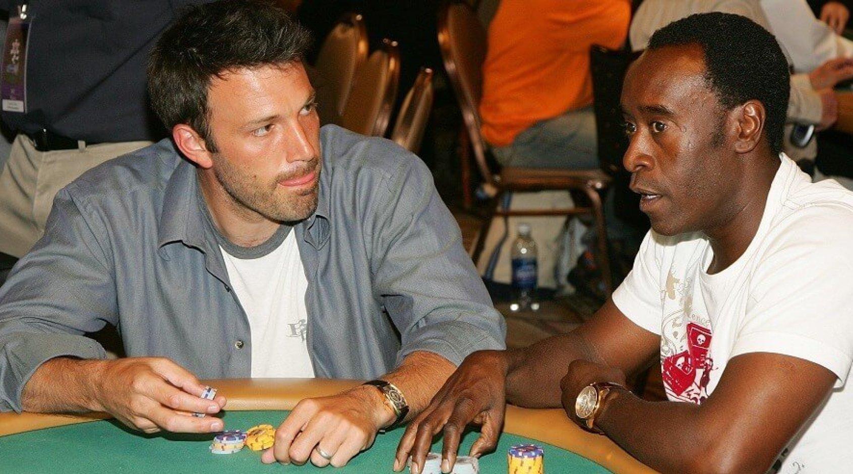 Коронавирус в США: звезды Голливуда сыграют в покер, чтобы помочь малоимущим