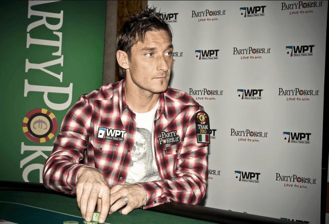 Топ-10 футболистов, играющих в покер: успешный Пике, перспективный Неймар, скандальный Тотти - изображение 5