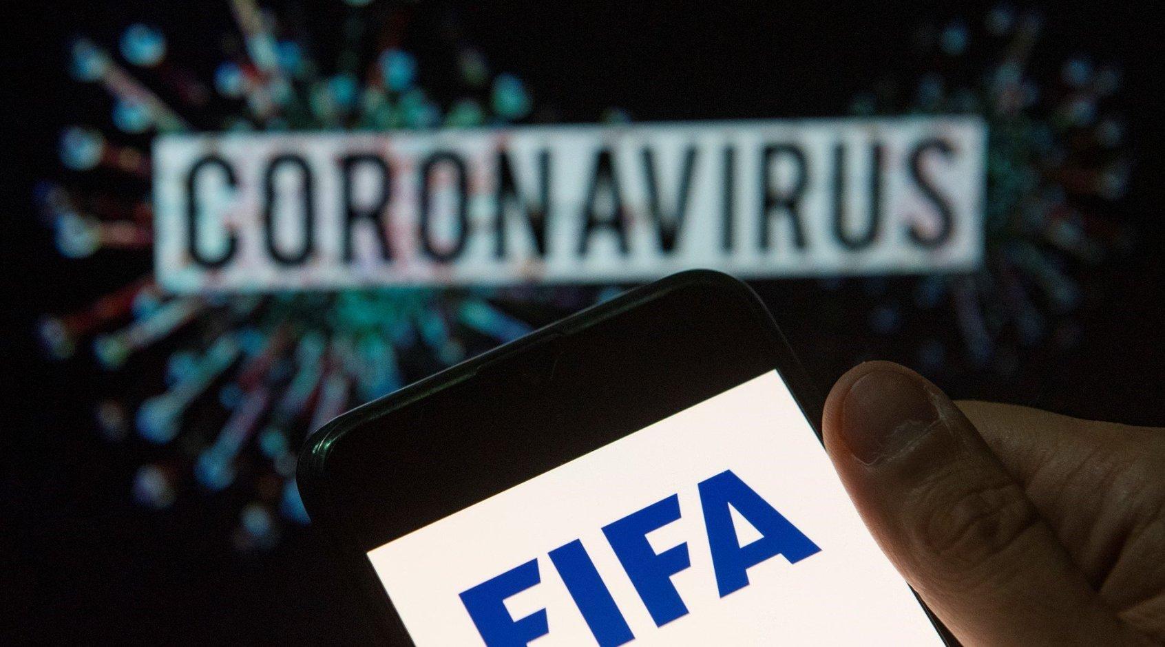 Коронавірус: лист ФІФА щодо плювання під час матчів та покарання за такі дії