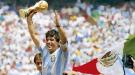Лучшие голы Диего Марадоны. Гений и злодей топ-уровня (+видео)