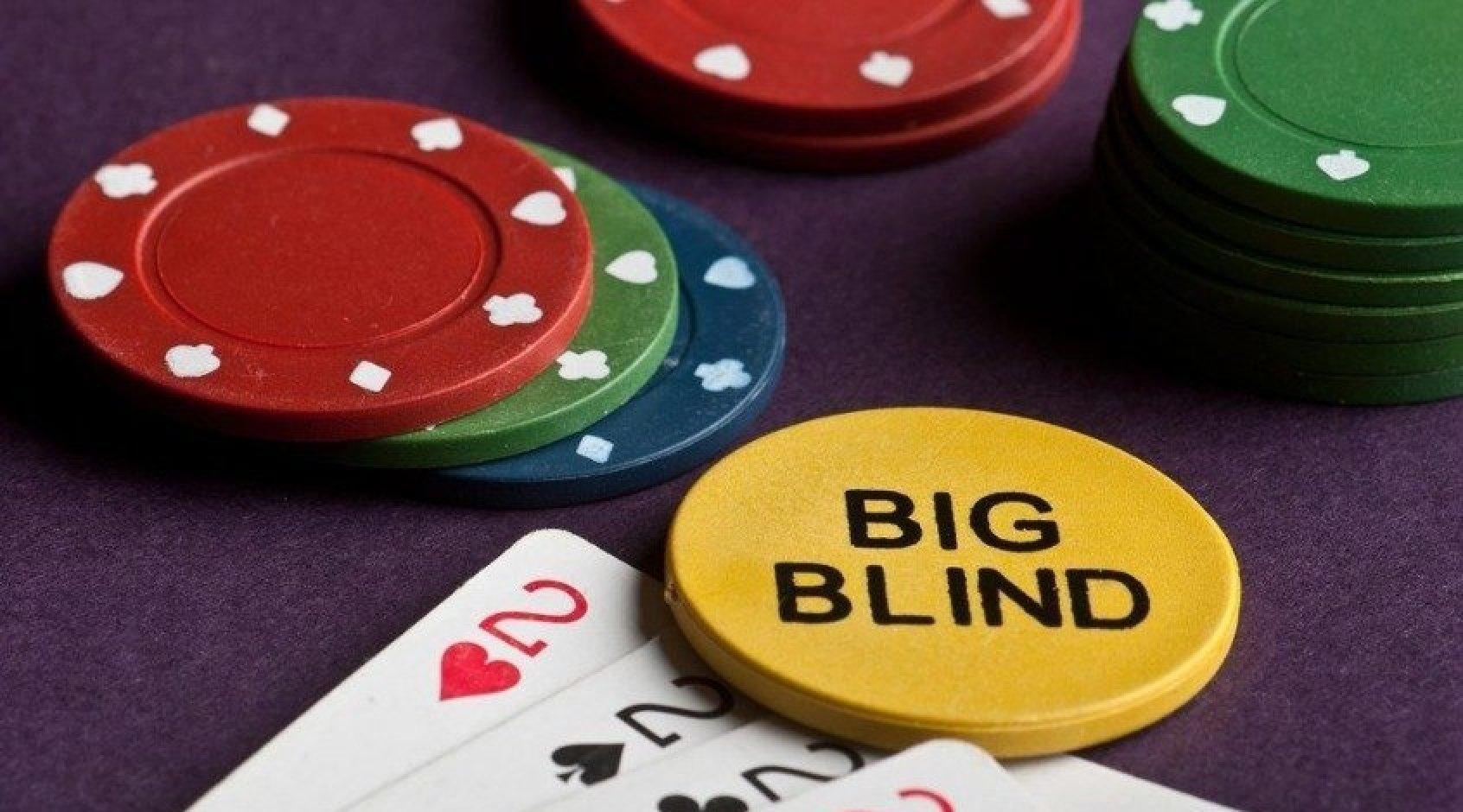 Что такое блайнд в покере и для чего нужен
