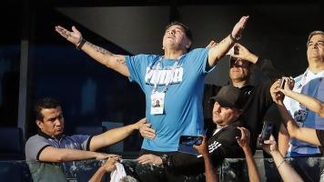 """Диего Марадона: """"Прошу руку божью покончить с коронавирусом"""""""