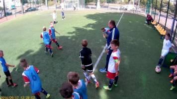 """Футбольный клуб """"Чайка"""" (Вышгород) провел онлайн-тренировку для 195 детей"""