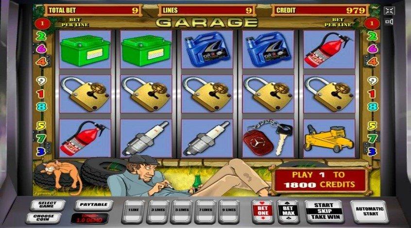 Казино i игровые автоматы гараж видео 777 казино