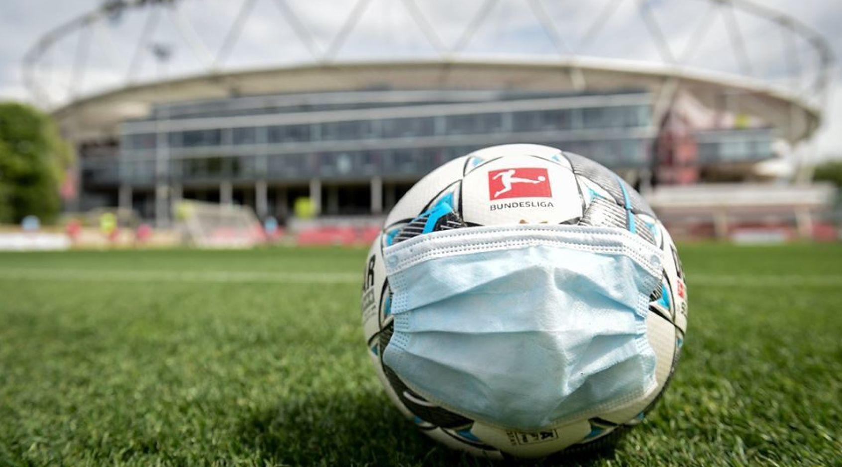 Матчи чемпионата Германии в ноябре пройдут без зрителей