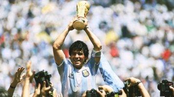 Чемпионат мира в Мексике 1986 года: бенефис Диего Марадоны и второе чемпионство Аргентины (+видео)