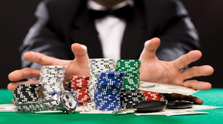 Пуш в покере – понятие, цели применения