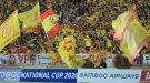 Во Вьетнаме первыми в мире возобновили сезон матчами со зрителями