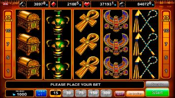 Игровой автомат Rise of Ra