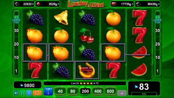 Игровой автомат More Lucky & Wild