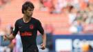 """""""Атлетико"""" потерял Жоау Фелиша из-за травмы колена минимум на три недели"""