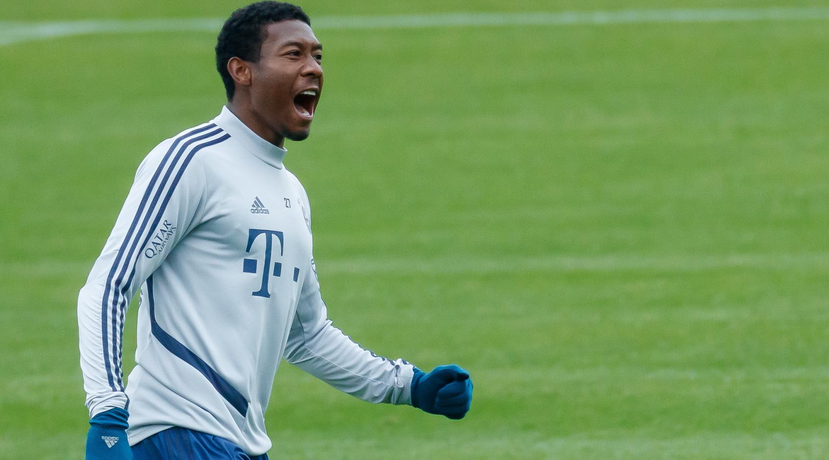 """Бавария"" готова предложить Давиду Алабе контракт на 15 миллионов евро"