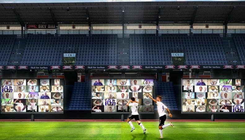 Скромный клуб из Дании поразил весь мир креативными идеями (+Фото, Видео) - изображение 12